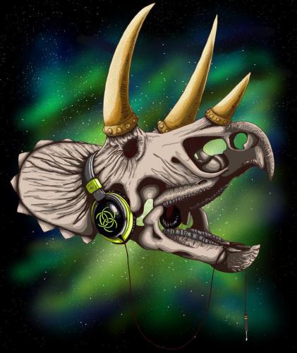 Hazard - Dinosaur Maverick vol. 1: Triceratops (Complextro)