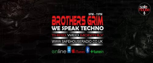 Brooksie - Brother Grim Radio - December 2017