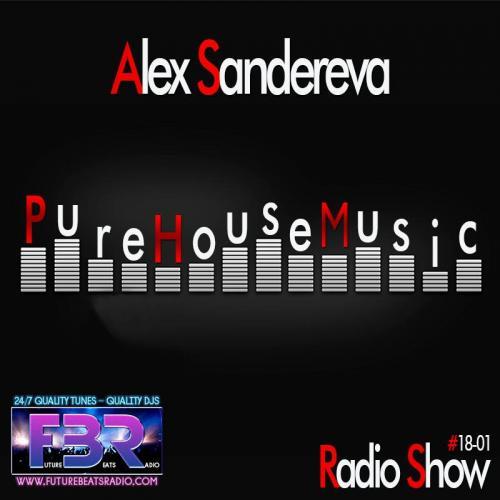 PURE HOUSE MUSIC FBR RADIO SHOW #18-01