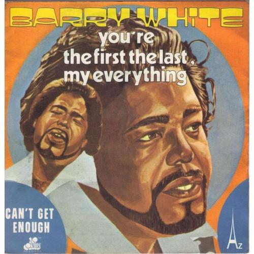 Barry White – You're the First, The Last, My Everything remix
