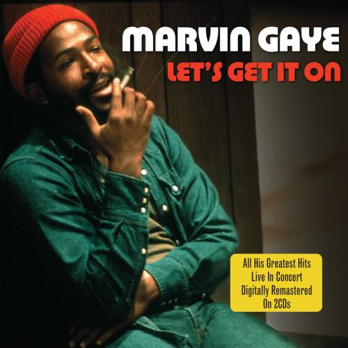 Marvin Gaye – Let's Get It On remix