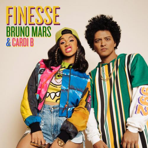 Bruno Mars feat Cardi B – Finesse remix
