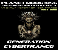 WT151 - Mickael Moog Presents The Forgotten Tracks Vol.3 : Generation Cybertrance