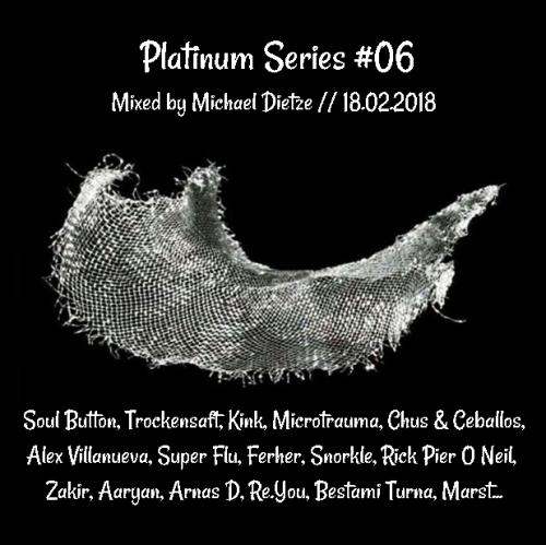 Platinum Series #6 // Mixed by Michael Dietze // 18.02.2018 // Melodic Deep