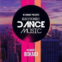 BOKADJ - Live @ DINAMIT (Ukraine) 2016-12-03