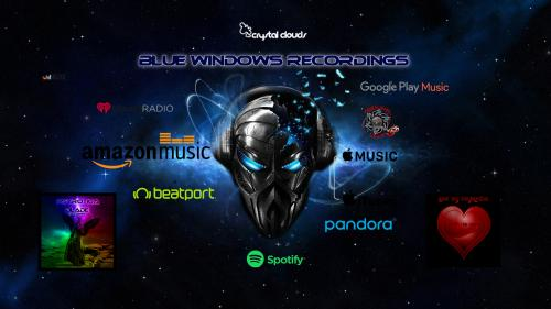 Official releases - Blue Windows Recordings - Psyrotica (March 2018)