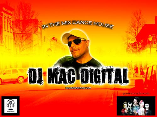 Dj Mac Digital (House, Dance)