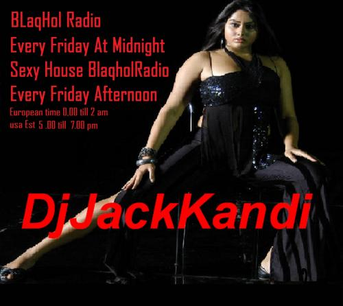 Blaqhol radio New york  this is sexyhouse newyork style in de mix  - Jack Kandi