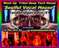 Mash Up Tribal Deep Mini Tech Soulful House in the mix.
