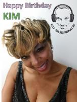 Kim's R&B Birthday... HER Way!