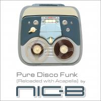 Nic B - Pure Disco Funk (Reloaded with Acapella)