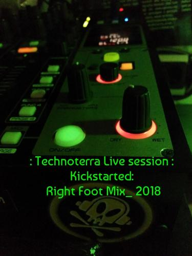Kickstarted_Right Foot Mix_June 2018
