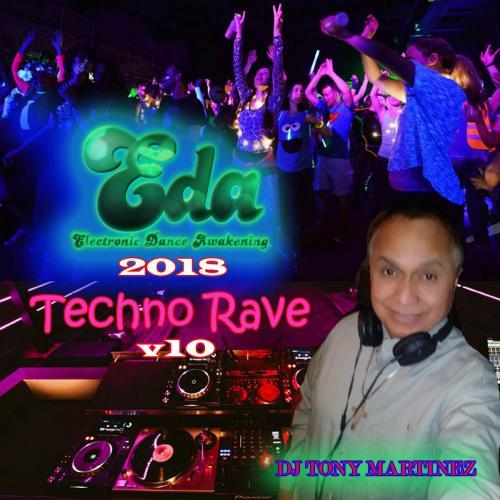 2018 Techno Rave v10