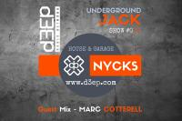 NYCKS | Underground Jack Show #10 | Guestmix: MARC COTTERELL