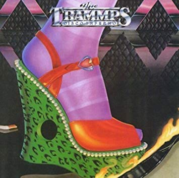 The Trammps - Disco Inferno remix