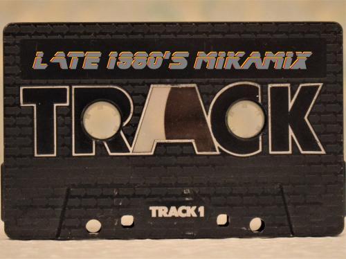 Late 1980's MikaMix (Original tape recording)