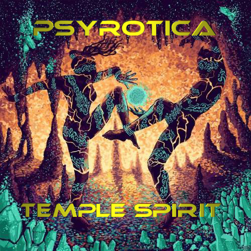 Temple Spirit by Psyrotica