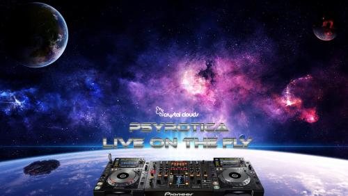 Psyrotica Live on the Fly