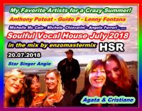 Sumer Crazy 2018 with Best Track's of Soulful Vocal House.