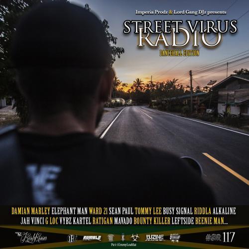 Street Virus Radio 117 (Dancehall Edition)