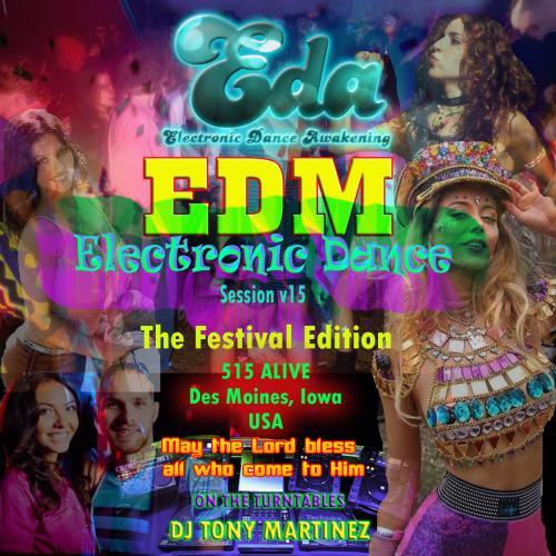 EDM Electronic Dance Session v15