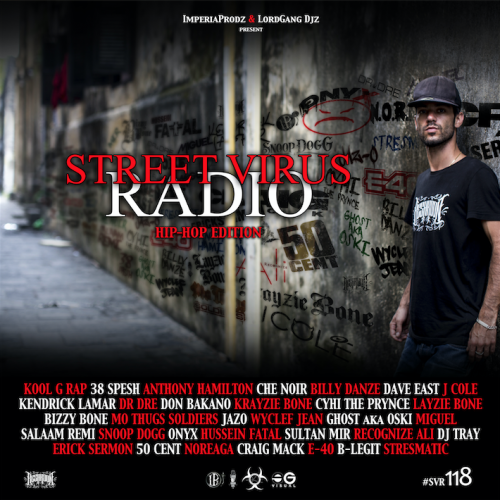 Street Virus Radio 118 (HIPHOP EDITION)