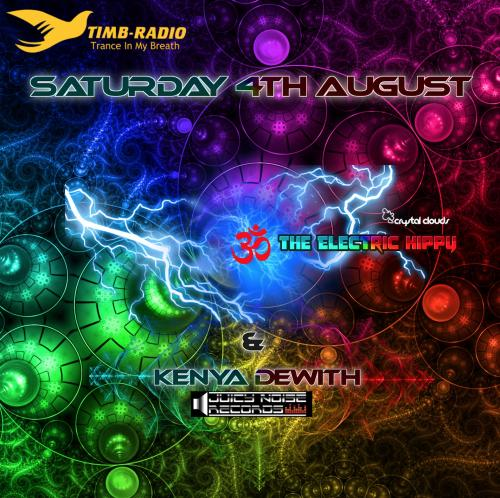 The Electric Hippy & Kenya Dewith - TIMB Radio