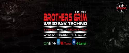 Brooksie - Brothers Grim Radio - April 2018
