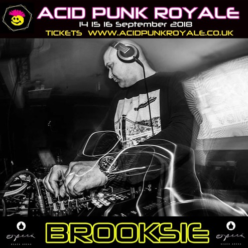Brooksie - Acid Punk Royale 2018 - Promo Mix