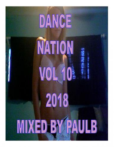 DANCE NATION VOL 10 2018