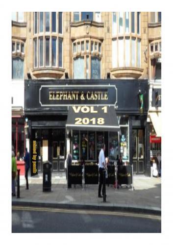 ELEPHANT & CASTLE VOL 1 2018