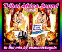 Africa Tribal Sound in the mix.