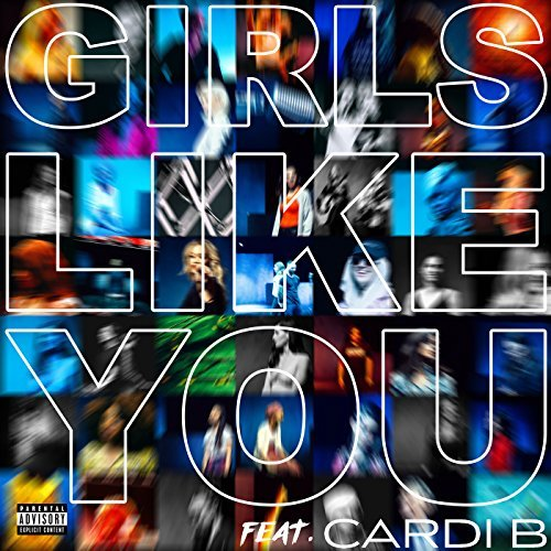 Maroon 5 feat Cardi B - Girls Like You remix
