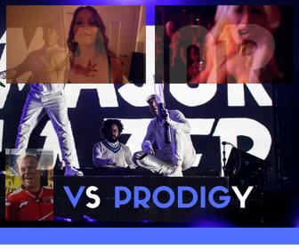 Prodigy vs Major Lazer (Da Hool Bonus Track)