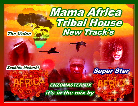 Mama Africa by Milan Italy of Transit in the mix
