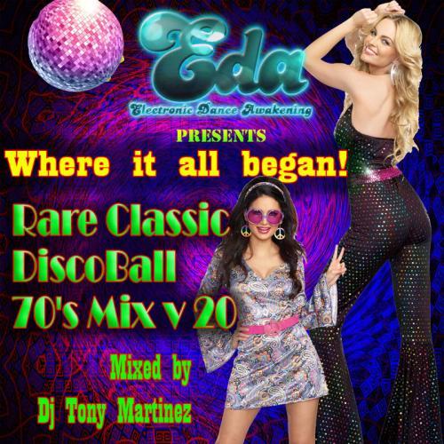 Rare Classic DiscoBall 70's Mix v20