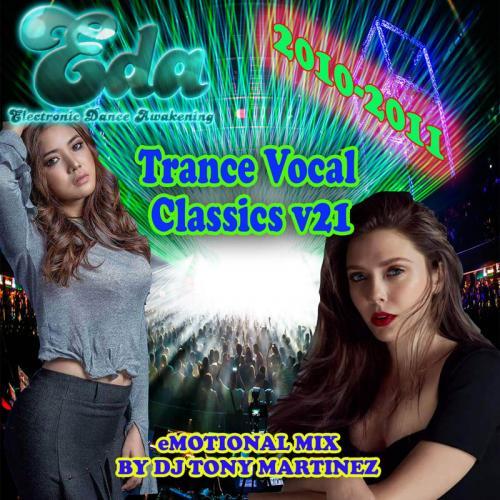 2010-2011 Trance Vocal Classics v21
