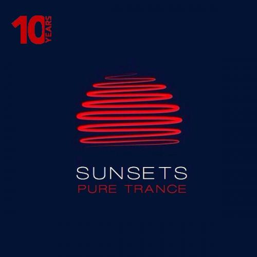 SUNSETS - the 10th YEAR Collection - FEB 2019 - PURE TRANCE IN THE MIX WITH DJ LUYD