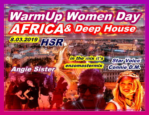 Women Day with Affrica Deep & Deep in the mix