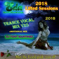 2018 LIfted Sessions Trance Vocal mix v25