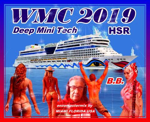 WarmUp WMC 2019 by Deep Mini Tech Cadenza Groove