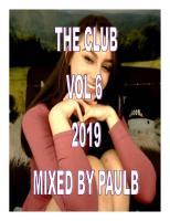 THE CLUB VOL 6 2019