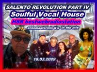 Soulful Vocal House with March New Track's in the best mix.