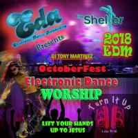 2018 EDM Electronic Dance Worship Mix-v26
