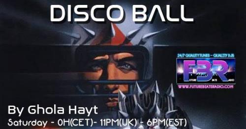 DiscoBall#4 Future Beats Radio