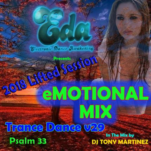2018 Lifted Session Trance Dance v29