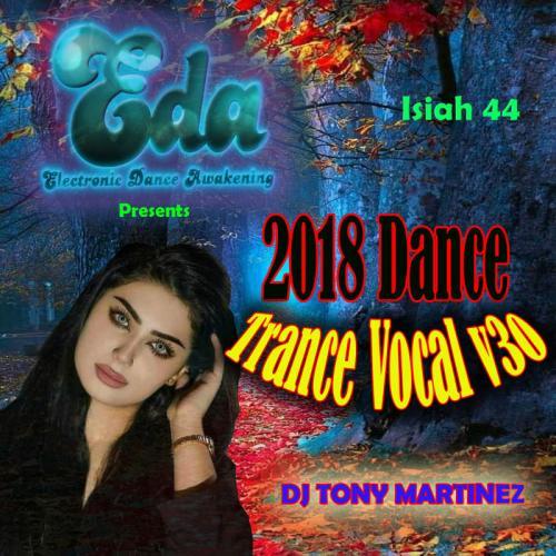 2018 Dance Trance Vocal v30
