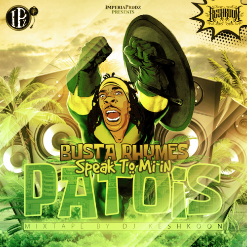 BUSTA RHYMES - Speak to mi in Patois
