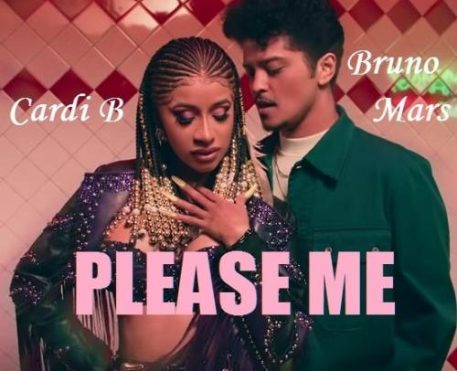 Cardi B & Bruno Mars – Please Me remix