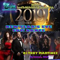 2018-2019 EDM New Year's Eve Dance v01